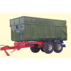 Тракторний самоскидний причіп ТСП-20, вантажопідйомність  16 т.