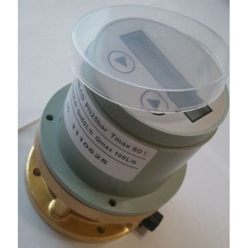 Лічильник обліку палива LS 08 LCD | t-i-t.com.ua