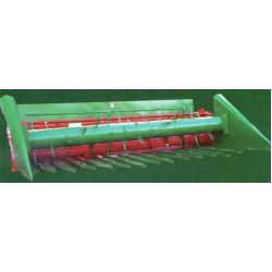 Пристосування для збирання соняшнику ПС-6А-02 з жаткою ЖЗС-6 до зернозбиральних комбайнів Славутич