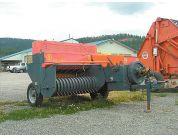 Прес-підбирач тюковий M60 Super  34x44 cm ширина 140 cm | t-i-t.com.ua