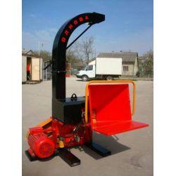Деревоподрібнююча машина DP 660 E