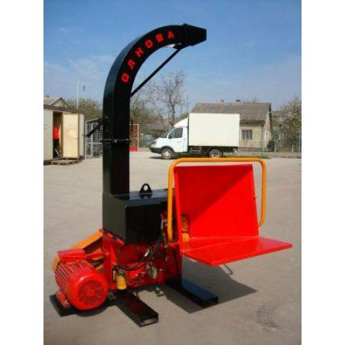 Деревоподрібнююча машина DP 660 E | t-i-t.com.ua