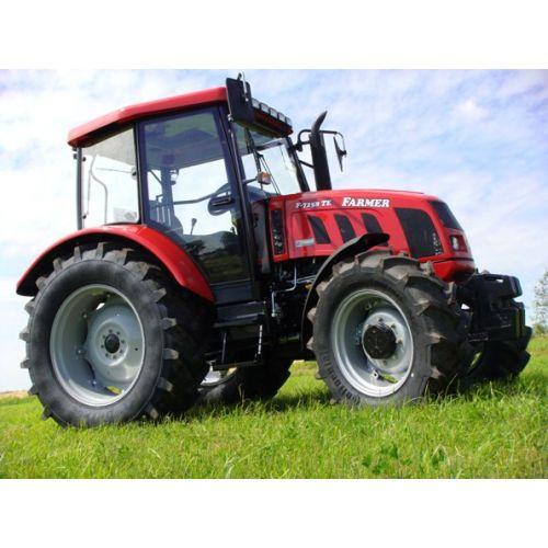 Трактор Farmer F-8258 TE (двигун - John Deere, 82 к.с.) | t-i-t.com.ua