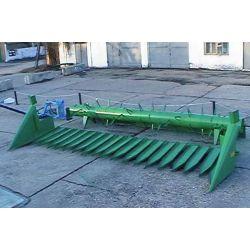 Пристосування для збору соняшника ПС-5,8А до зернозбиральних комбайнів Fortschritt E-517, E-518