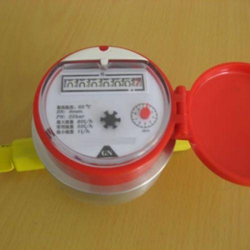 Механічний лічильник обліку палива LS-8 | t-i-t.com.ua