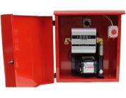 Паливороздавальна колонка для ДТ в металевому ящику ARMADILLO 12-60, 60 л/хв | t-i-t.com.ua