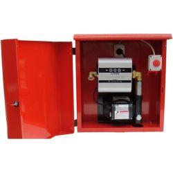 Паливороздавальна колонка для ДТ в металевому ящику ARMADILLO 24-60, 60 л/хв