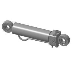 Гідроциліндр МЦ 80/40х220-3.11РТ(495)