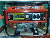 Бензиновий генератор Бригадир Standart БГ-3000ES 3.0 кВт, эл.с | t-i-t.com.ua