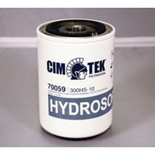 Фільтр для очистки палива CIMTEK CT70059, з водовіддільною функцією, 50 л/хв., 10 мікрон | t-i-t.com.ua