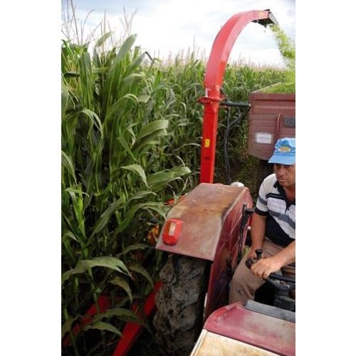 Однорядна кукурудзяна жатка MC10X | t-i-t.com.ua