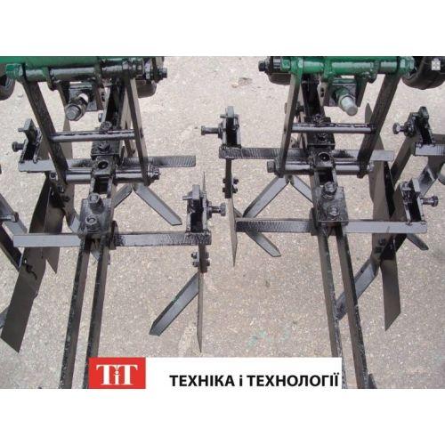 Культиватор міжрядний КП-5,6  | t-i-t.com.ua