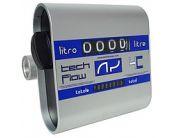 Лічильник обліку видачі дизельного палива Tech Flow 4C, 20-120 л/хв, +/-1 % | t-i-t.com.ua
