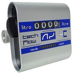Лічильник обліку видачі дизельного палива Tech Flow 4C, 20-120 л/хв, +/-1 %