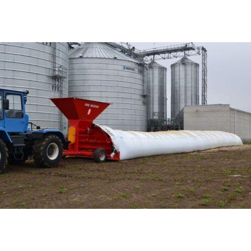 Полімерні рукава для зберігання зерна | t-i-t.com.ua