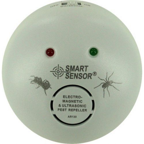 Стаціонарний ультразвуковий відлякувач пацюків, комах  Smart Sensor AR-130 . 100 кв. м. | t-i-t.com.ua
