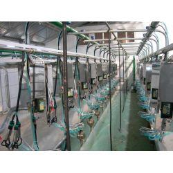 Доїльні установки для невеликих фермерських господарств
