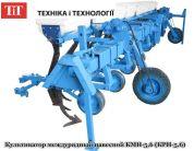 Культиватор міжрядний КМН-4,2 | t-i-t.com.ua