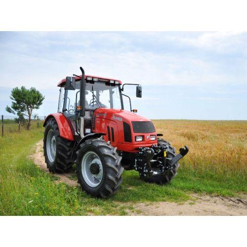 Трактор Farmer F2-8248 (двигун - ММЗ, 80 к.с.) | t-i-t.com.ua