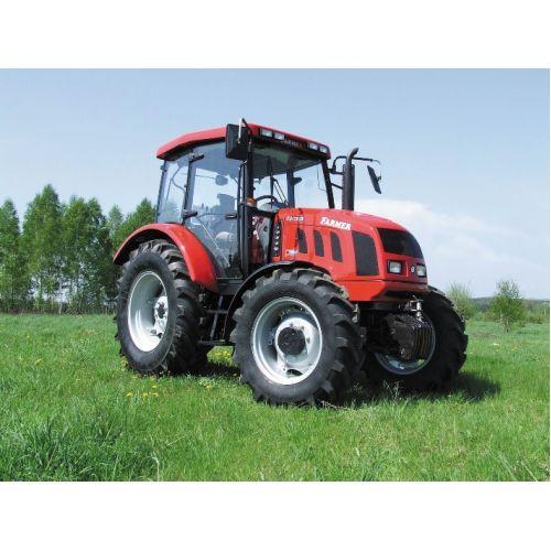 Трактор Farmer F4-6258 (двигун John Deere, 61 к.с.) | t-i-t.com.ua