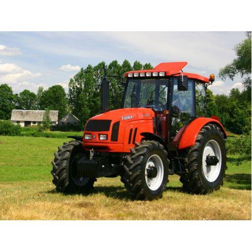 Трактор Farmer F-10244 C1 ММЗ 105 к.с.   t-i-t.com.ua