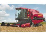 Комбайн зернозбиральний самохідний KЗС-575 ПОЛІССЯ GS575 | t-i-t.com.ua