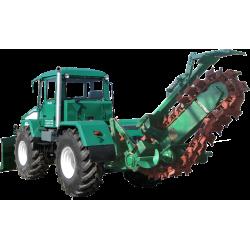 Трактор ХТА-200-БТ-150 (двигун - Д-260.4, 210 к.с.)