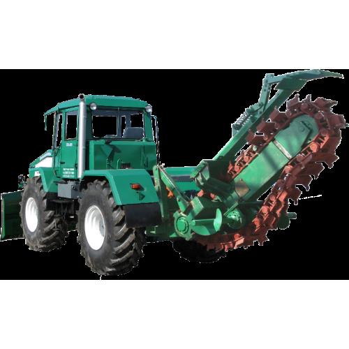 Трактор ХТА-200-БТ-150 (двигун - Д-260.4, 210 к.с.) | t-i-t.com.ua