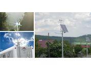 Вітрогенератор 0,1 кВт (T01)  | t-i-t.com.ua