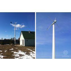 Вітрогенератор 1,2 кВт (Т12)