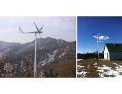 Вітрогенератор 2,3 кВт (Т23) | t-i-t.com.ua