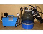 Доїльний апарат Імпульс-Ротор (1-5 корів, відро алюміній) | t-i-t.com.ua