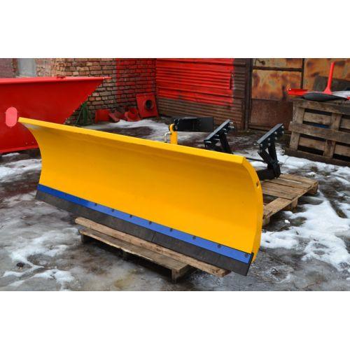 Відвал для підгортання снігу до МТЗ-82 | t-i-t.com.ua