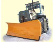 Відвал для підгортання снігу до тракторів Т-150, ХТЗ | t-i-t.com.ua