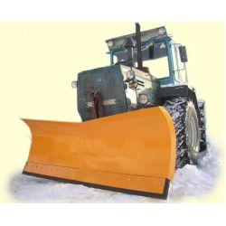 Відвал для підгортання снігу до тракторів Т-150, ХТЗ