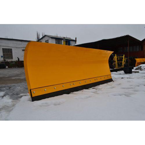 Відвал для підгортання снігу до тракторів Т-150, ХТЗ   t-i-t.com.ua