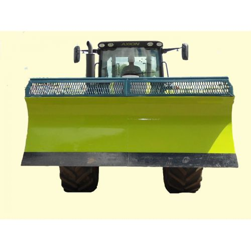 Відвал для підгортання снігу до імпортних тракторів   t-i-t.com.ua