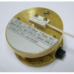 Механічний датчик обліку палива LS 8 I з роторним поршнем