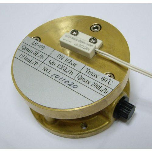 Механічний датчик обліку палива LS 4 I з роторним поршнем | t-i-t.com.ua