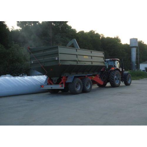 Перевантажувальний бункер-накопичувач ПБН-30 (вантажопідйомність 22,5 т) | t-i-t.com.ua
