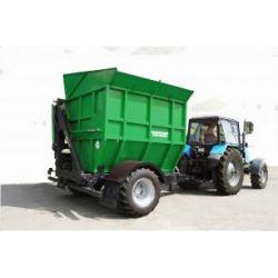 Н / причіп для перевезення кукурудзяних качанів ППК - 10