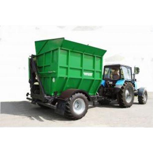 Н / причіп для перевезення кукурудзяних качанів ППК - 10   t-i-t.com.ua