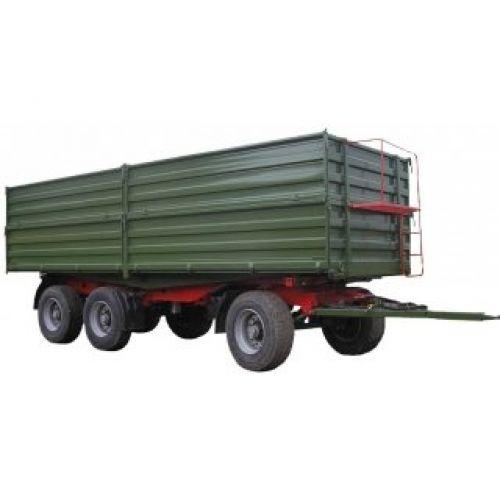 Тракторний самоскидний причіп (трьохсторонній) ТСП-24т   t-i-t.com.ua