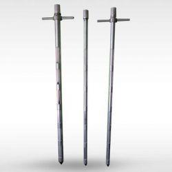 Пробовідбірник коп'євидний алюмінієвий пластмасові ручки Ø35 довжина 3м