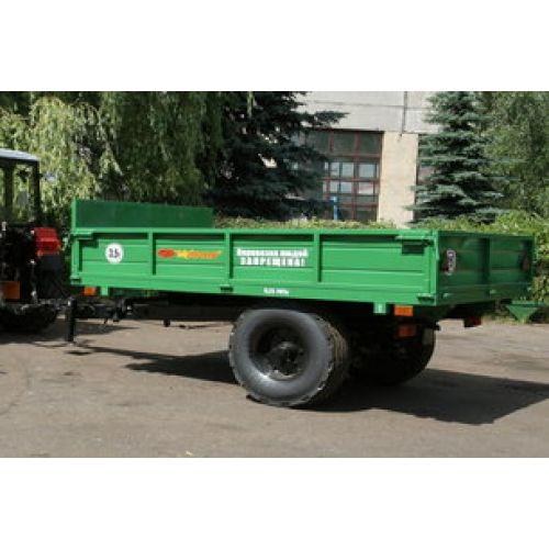 Н / причіп тракторний універсальний ПТУ - 3,5   t-i-t.com.ua