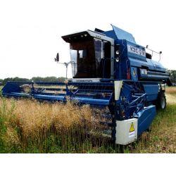 Пристосування для збирання ріпаку ПЗР-6-13 з жаткою ЖЗК-6-5 до зернозбиральних комбайнів Полісся  GS-812