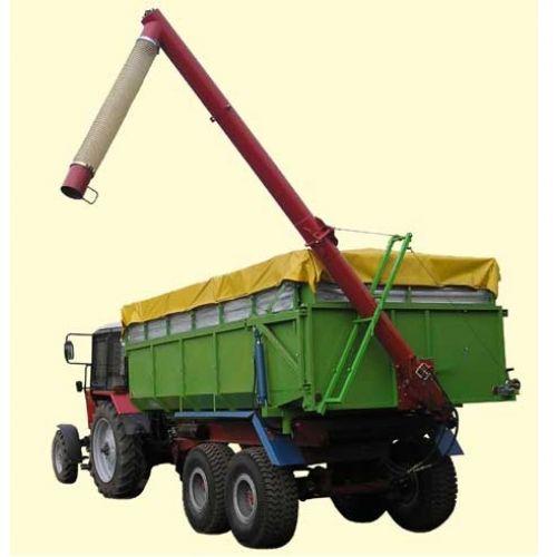 Розкладний шнек РШ-250/4,5 (для завантаження сівалок, довжина 4,5м, ø250мм)   t-i-t.com.ua