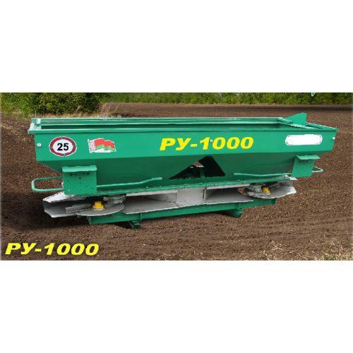 Розкидач мінеральних добрив РУ-1000   t-i-t.com.ua