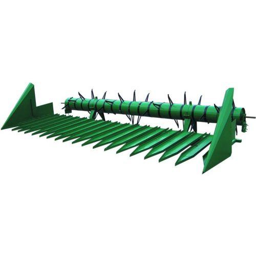 Пристосування для збирання соняшнику ПС-6А С жаткой ЖУ-6 до зернозбиральних комбайнів Дон-1500 | t-i-t.com.ua