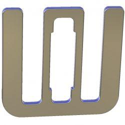 З'єднувач для стрічки шириною 10-12 мм